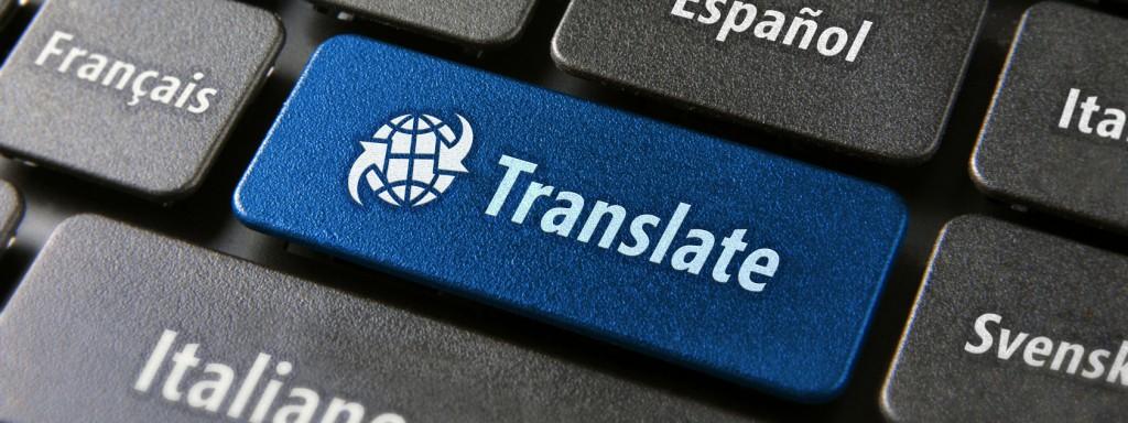 bonne traduction anglais français